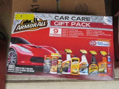 ArmorAll Car Care Gift Pack