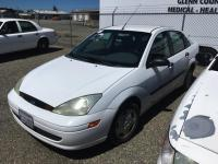 2002 Ford Focus Sedan VIN 1FAFP33P22W259434
