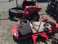 Snapper Rider Lawn Mower (Parts Only)