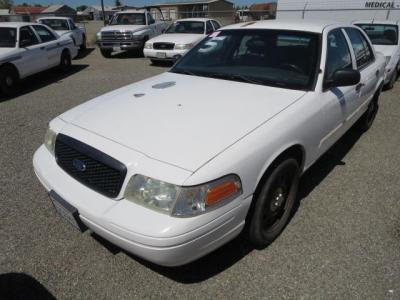 2009 Ford Crown Victoria Sedan VIN 2FAHP71V99X143051