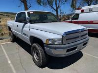 2001 Dodge Ram 2500 4 Wheel Drive Pickup, Vin 1B7KF23Z31J615618