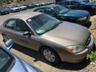 2002 Ford Taurus Sedan, Vin 1FAFP52U42A190617
