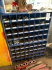 Metal Parts Cabinet, Includes Contents