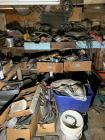 Assorted Automotive Parts and Tools, Approx 500pcs