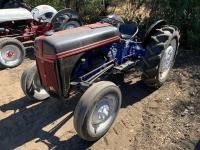 1930s Ford 9N 2 Wheel Drive Tractor, Gas