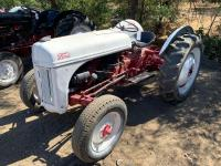 Early 1940s Ford 8N-B 2 Wheel Drive Tractor, Gas Manual