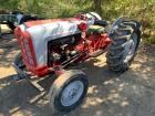 Ford 2 Wheel Drive Tractor, Gas, Manual