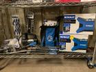 Kobalt Tools, Inflators, Bolt Cutters, Feeder Stand, Socket Set, Spray Guns and more 10+ pcs
