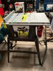 "Craftsman 10"" Table Saw, Model 315.28461"