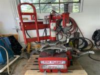 Goats Rim Clamp 6060AX Tire Changer