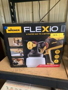 Wagner Flexio Electric Paint Sprayer