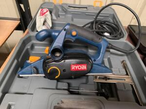 "Ryobi 3 1/4"" Electric Power Planer, model HPL51"