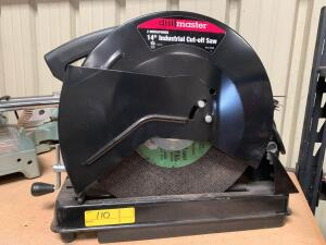 "Drill Master 14"" Industrial Cut-Off Saw"