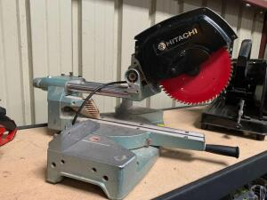 Hitachi Sliding Mitre Saw