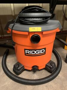Ridgid 16 Gallon Wet/Dry Vac, model WD16400