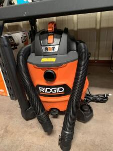 Ridgid 14 Gallon Wet/Dry Vac, model WD14000