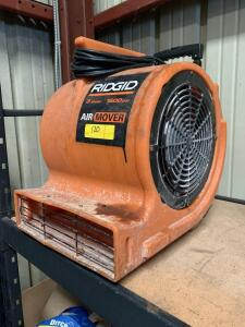 Ridgid 3-Speed 1600cfm Air Mover