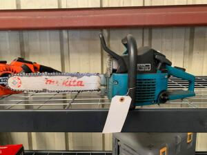 "Makita 14"" Gas Chainsaw"