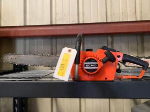 "Echo 16"" Gas Chainsaw"