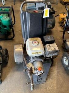 Can Spray 1200psi Gas Pressure Washer