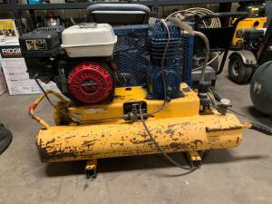 150psi Dual Tank Air Compressor