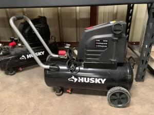 Husky 8 Gallon 150psi Air Compressor