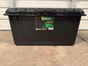Remington Heavy Duty Storage Trunks, 2pcs