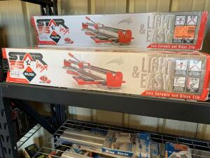 "Rubi Star Max 26"" Tile Cutter"