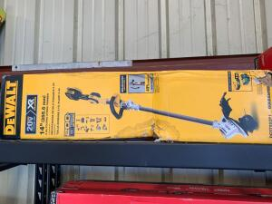 "DeWalt 14"" 20V Folding String Trimmer"