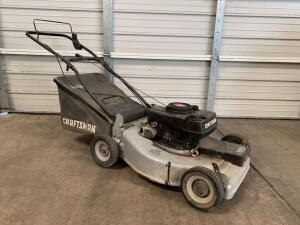 "Craftsman 22"" Power Front Drive Mower"