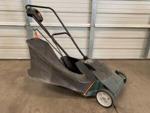 Black and Decker 3.5hp Electric Mower