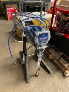 Graco Magnum X7 True Airless Paint Sprayer, NOTE: used