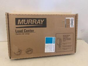 MURRAY Load Center 200 Main Lug indoor 20 Spaces 40 Circuits