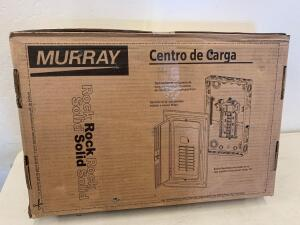 MURRAY Load Center 100 Maing Breaker Indoor 20 Spaces 40 circuits