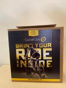 CYcleOps Bring your RIDE INSIDE Pro TRAINING KIT