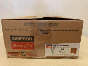 Simpson Strong-Tie JB28 Hanger QTY 50 2X8