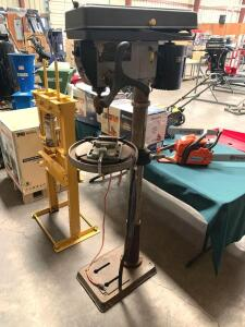 Central Machinery Shop Drill Press
