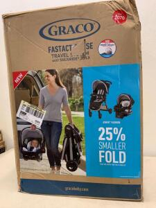 GRACO Fastaction Se Travel System With SNUGRIDE 30LX Kit