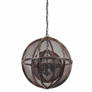 Light and Living Querida Double Sphere Hanging Lamp