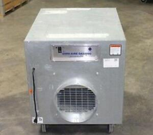 Omni-Aire HEPA Negative Air Filtration System, model 0A2200C