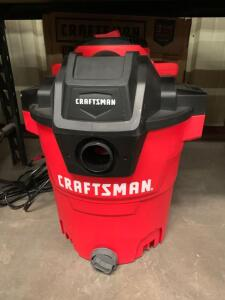 Craftsman 12 Gallon Wet/ Dry Vac