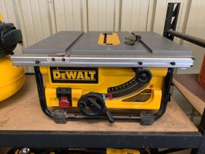 DeWalt 10in Table Saw