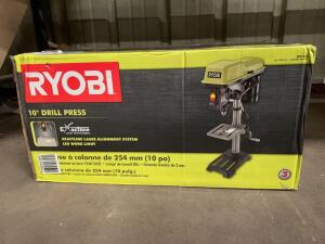 Ryobi 10in Bench Top Drill Press