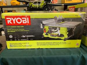 Ryobi 8 1/4in Compact Table Saw