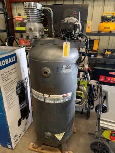 Sanborn DynoMax 60 Gallon 120psi Air Compressor, Single Phase, 5HP, 230V