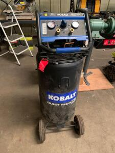 Kobalt 26 Gallon 150psi Air Compressor