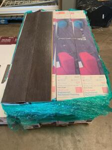 Hickory Scripps Click Lock Engineered Hardwood Flooring, 6.5in x 48in, 23.64sq ft per box, 20 Boxes, 472.8 Total sq ft