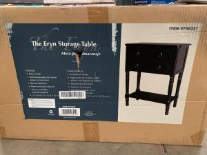 The Eryn Storage Table