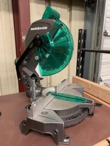 Metabo HPT 10in Compound Miter Saw