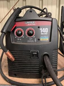 Lincoln Electric 140 Pro MiG Welding Machine
